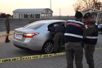 POLİS ARACI - Silivri Belediye Meclis Üyesine Silahlı Saldırı