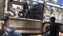 KÖMÜR YARDIMI - Solhan'da İhtiyaç Sahiplerine Kömür Desteği