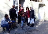 KıZAMıKÇıK - Suriyeli Mültecilere Yönelik Aşı Çalışması Sürüyor