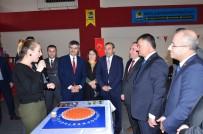 ERSIN YAZıCı - TALES Matematik Müzesi Balıkesir'de Açıldı