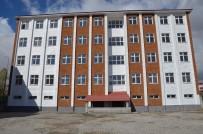 OKUL BİNASI - Tatvan'da 3 Pansiyon Ve 4 Okul İnşaatı Bitim Aşamasına Geldi