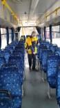 DEZENFEKSİYON - Toplu Taşıma Araçları Dezenfekte Ediliyor