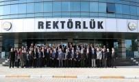 KAHRAMANMARAŞ SÜTÇÜ İMAM ÜNIVERSITESI - Trakya Üniversitesi'nin Kalite Kurulu Değerlendirme Toplantısı Gerçekleştirildi
