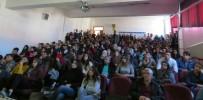 DUMLUPıNAR ÜNIVERSITESI - Üniversite Öğrencileri Terör Tehdidine Karşı Bilinçlendirildi