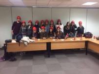 GIDA GÜVENLİĞİ - Üniversite Öğrencilerinden Mısır İşleme Fabrikasına Teknik Gezi