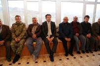 ŞEHADET - Vali Memiş'ten Şehit Polisin Ailesine Ziyaret