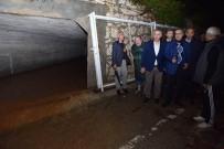 ATAKENT - Vali Su, Taşkından Etkilenen Silifke'de İncelemelerde Bulundu