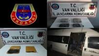 MİNİBÜS ŞOFÖRÜ - Van'da Kaçak Şahıs Operasyonu