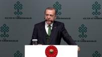 TESLIMIYET - 'Yeni AKM Belli Bir Elitin Yeri Olmayacak'