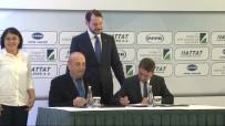 AHMET EREN - Yerli Kömüre Dönüşüm Protokolü İmzalandı