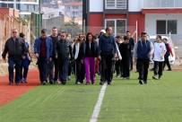 29 EKİM CUMHURİYET BAYRAMI - 1. Edremit Cumhuriyet Ve Atatürk Koşusu Düzenlendi
