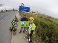 MURAT SARı - 16 Saat Pedal Çevirerek 248 Km Yol Yaptılar