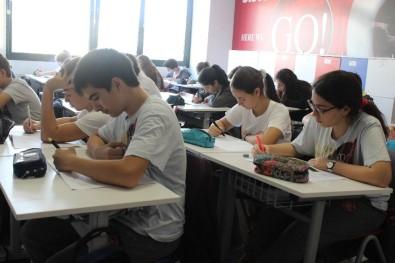 5 bin öğrenci yeni liseye giriş sistemi için ilk denemesini yaptı