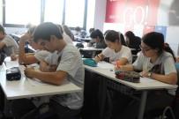 SINAV SİSTEMİ - 5 bin öğrenci yeni liseye giriş sistemi için ilk denemesini yaptı