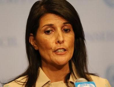 ABD'den BM'ye İran çağrısı