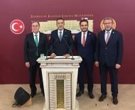 VURAL KAVUNCU - AK Parti Kütahya Milletvekilleri Açıklaması UNESCO, Şehrimiz  İçin Büyük Bir Başarıdır