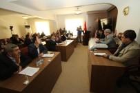 TOPLU SÖZLEŞME - Akyazı Belediyesi Meclis Toplantısı Yapıldı