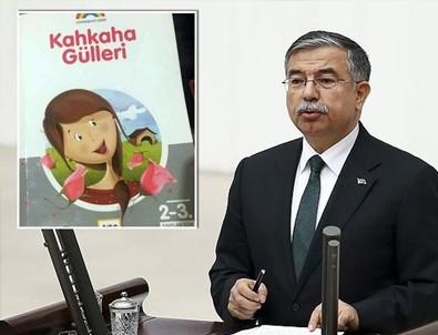 Bakan'dan skandal kitapla ilgili açıklama