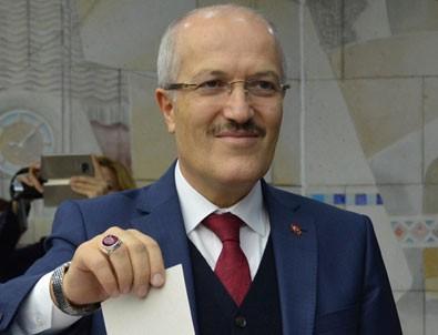 Balıkesir'in yeni belediye başkanı belli oldu