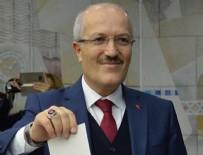 AHMET EDIP UĞUR - Balıkesir'in yeni belediye başkanı belli oldu