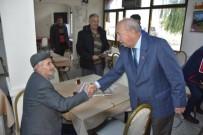 KADİR ALBAYRAK - Başkan Albayarak, Çorlu, Çerkezköy, Kapaklı Ve Saray'da İncelemelerde Bulundu