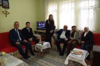 BAKIM MERKEZİ - Başkan Babaş'tan Yaşlı Bakım Merkezi İle Sosyal Market'e Ziyaret