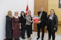 HAMDOLSUN - Başkan Toçoğlu, AK Parti Karapürçek Kadın Kolları İle Bir Araya Geldi