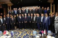 MENDERES TÜREL - Başkan Yağcı, Sağlıklı Kentler Birliği Genel Kurul Toplantısı'na Katıldı
