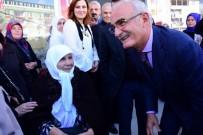 EL EMEĞİ GÖZ NURU - Başkan Yılmaz Açıklaması 'Samsun'u Modern Bir Türkiye Şehri Yapmak İçin Uğraşıyorum'