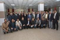 TOPLU İŞ SÖZLEŞMESİ - BEM-BİR-SEN Heyeti, Üyeleriyle Buluştu