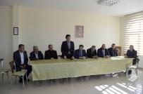 ADALET KOMİSYONU - Boğazlıyan'da Yükümlülerin Çocuklarına Kırtasiye Yardımı