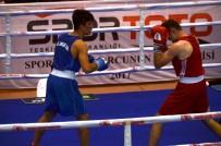 MEHMET ALİ YILDIRIM - Boks Grup Şampiyonası Aydın'da Başladı