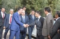 Çelik, Mardin'de Yatırımları İnceledi