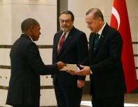 KÜBA - Cumhurbaşkanı Erdoğan, Küba Büyükelçisini Kabul Etti