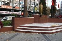 CUMHURİYET MEYDANI - Cumhuriyet Meydanı İlgi Bekliyor
