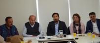 CENK ÜNLÜ - Didim AK Parti, Belediyeye Çatı Eleştirisi
