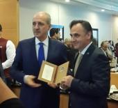 NUMAN KURTULMUŞ - DİKA Genel Sekreterine Turizm Beratı Verildi