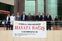EMIN YıLMAZ - DÜ'de 'Organ Bağışı Sempozyumu' Yapıldı