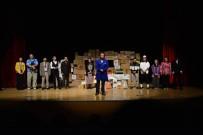 TURNE - Erbaa Belediyesi Şehir Tiyatrosu Turneye Hazırlanıyor