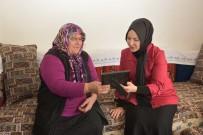 UYKU APNESI - Fatma Çolakbayrakdar Yaşlıları Ziyaret Etti