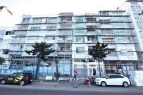 BOLAMAN - Fatsa'da Binalara Makyaj