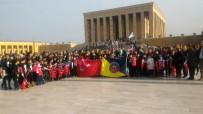 GÜNEŞ SİSTEMİ - GKV'liler Anıtkabir'de