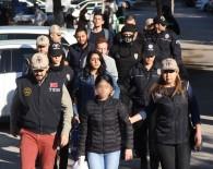ÖZEL HAREKET - Gözaltına Alınan Sol Örgüt Üyeleri Adliyeye Sevk Edildi