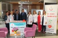 FATİH DOĞAN - Hastanede Organ Bağışı Standı Kuruldu