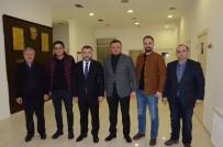 SULTAN AHMET - İl Başkanı Keskin, İş Adamlarını Ziyaret Etti