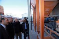 LABORATUVAR - İsfalt Yetkilileri Talas'ta Asfalt Eğitim Verdi