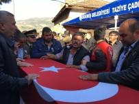 HAVA KUVVETLERİ KOMUTANI - İzmir Şehidine Veda Etti