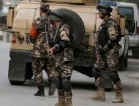 KABIL - Kabil'de televizyon kanalına saldırı