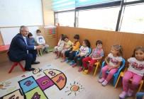 ÇOCUK PARKI - Karşıyakalı Çocuklara Yeni Eğitim Yuvası
