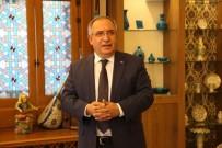 BÜROKRASI - Kütahya Valisi Ahmet Hamdi Nayir Açıklaması Yerli Otomobile Hazırız